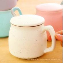 Art- und Weiseentwurfs-Porzellan-Kaffeetasse keramischer Becher Milch-Schale