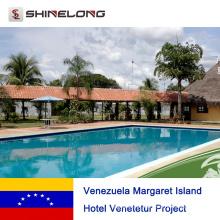 Venezuela Margaret Island Hotel Venetetur Projeto de Shinelong