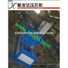 Square Pipe With Seam Roll Forming Machine