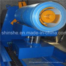 Máquina de Decoiler Automaticamente 5t Hidráulica