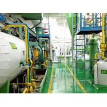 Linha de produção da refinação de petróleo 30t / d