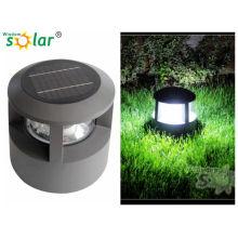 CE алюминия солнечные светодиодные фонари садовые ограждения должностей сделано в Китае