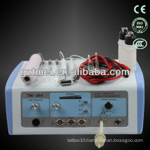 High Frequency Galvanic facial skin care BIO Face Lift with vacuum and spray handle