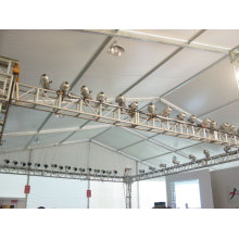 Portable dj truss system with TUV certification
