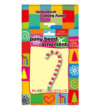 kids decoration creativity pony beads DIY accessories craft