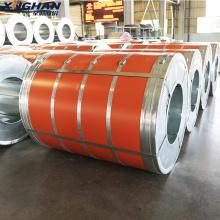 Bobine professionnelle en acier galvanisé PPGL de haute qualité