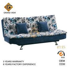 Union Jack Riser móveis tecido do recliner (GV-BS118)