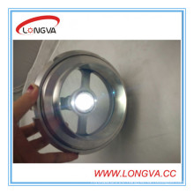 Stainless Steel Welding Tank Sight Glass with Light