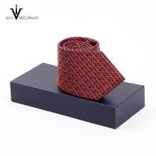 Nouveauté Cadeaux promotionnels boîtes Silk Tie Set pour les hommes