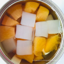 Healthy Food Bulk Sales Canned Yellow Peach in Halves Canned Fruit High Quality