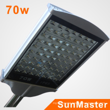 CE RoHS 70W LED Street Lamp