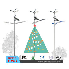 Wind Solar Power LED Street Light (BDTYN6-8)