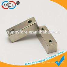 New type neodymium iron boron iron material