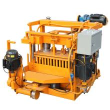 QMJ4-30 Hot selling cement block making machine/brick making machine
