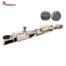 Extrusora de plástico de duplo parafuso para máquina de extrusão de PVC