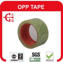 Прозрачной ленты упаковки opp и запечатывания коробки лента bopp