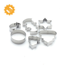 High quality durable and functional lovely shaped cookie cutter