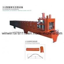 Máquina formadora de painel ondulado de menor preço