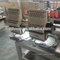 FUWEI 2 головки 15 цветов компьютеризированная вышивальная машина для вышивальной машины Logo