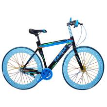 Vélo de course en alliage d'aluminium