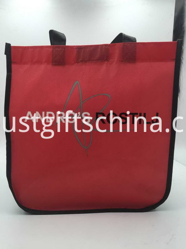 Promotional Non Woven Lamination Tote Bags (4)