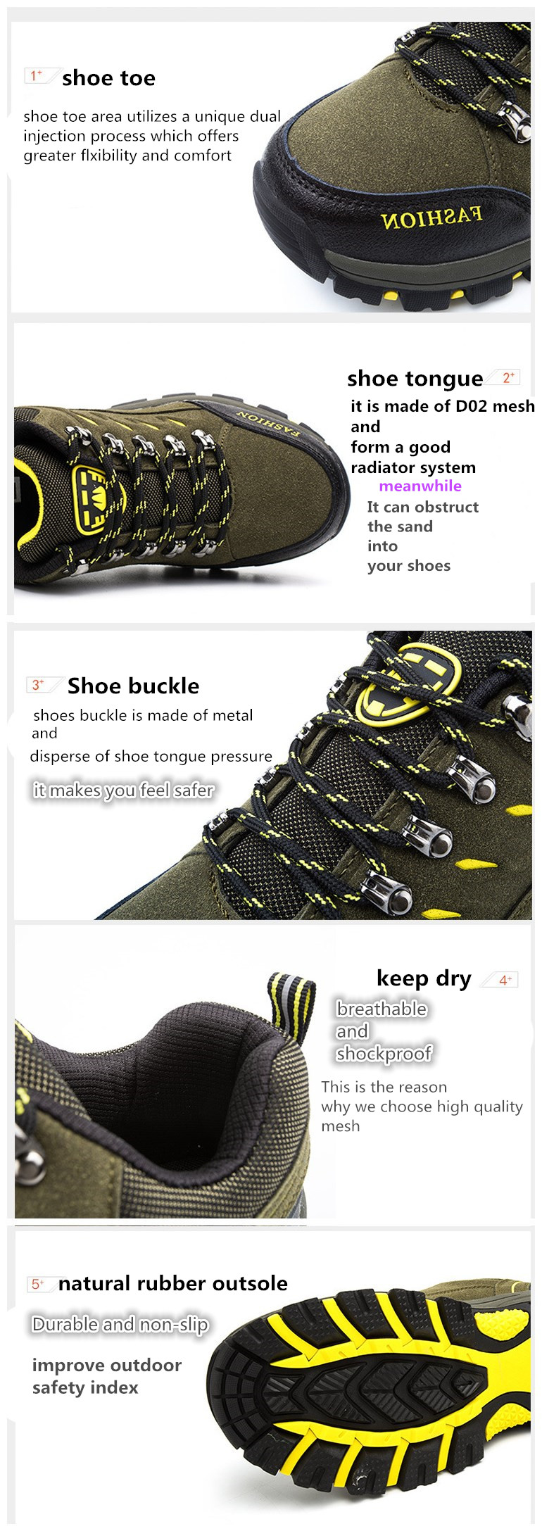 Hiking outdoor Shoes