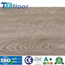 Piso de madera del tablón del lvt del plan del PVC del suelo del vinilo