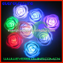 led rose flower