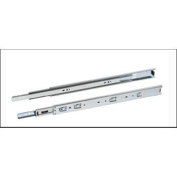 Rail coulissant embouti par métal d'OEM pour l'usage de tiroir