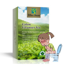 Constipation tea defecates stool Nature Organic Deep Cleansing Diet tea slim Colon Cleanser tea