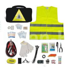 Комплект для экстренной помощи для автомобиля / Комплект для выживания в автомобиле / Комплект безопасности для автомобиля