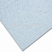 Tablero de techo de fibra mineral