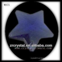 Hermosas cuentas de cristal W075