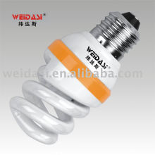 Wholesale factory 12V sprial solar reasonable energy-saving lamp for sale