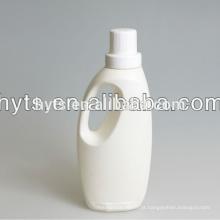 Frascos do detergente de lavanderia do HDPE 1l