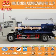 DONGFENG 4x2 kleiner Abwasserkraftwagen Heißer Verkauf