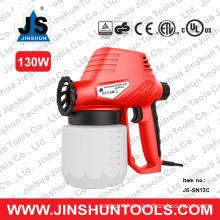 JS professional type latex paint spray gun 130W, JS-SN13C