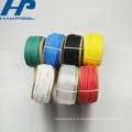 Tuyau adapté aux besoins du client de tube de noyau de petit pain de carton de papier de couleurs pour la bande