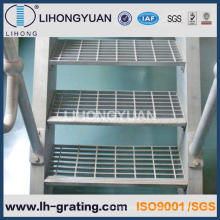 Verzinkte Stahltreppe Stufenleitern
