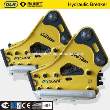 Disyuntor hidráulico del excavador de Doosan Daewoo DH220 DH225
