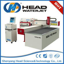 Simens motor machine water jet granite slab cutting machine