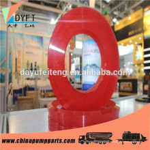 China concrete mixer truck spare parts