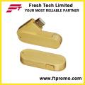 Bambus und Holz Stil USB-Flash-Laufwerk mit Logo (D806)