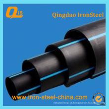 Tubulação de PEAD para fornecimento de água por PE100, PE80