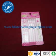 Blister di plastica scorrevole carta Blister Packaging