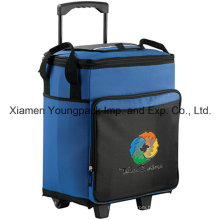Personalized 50-Can Collapsible Rolling Insulated Cooler