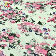 Algodão poliéster spandex cetim tecido impresso para vestuário vestuário (gllml196)