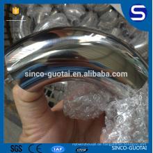 SMS ISO 3A 304 316 Sanitär Fitting