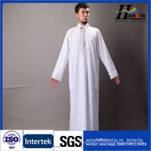 Polyester Arabic thobe fabric for men