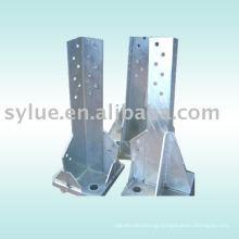 Precision welding bracket